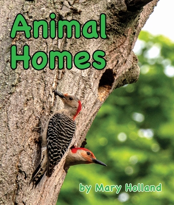 Animal Homes Cover Image