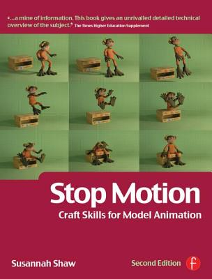 Stop Motion: Craft Skills for Model Animation Cover Image