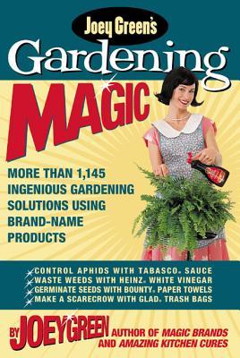 Joey Green's Gardening Magic Cover