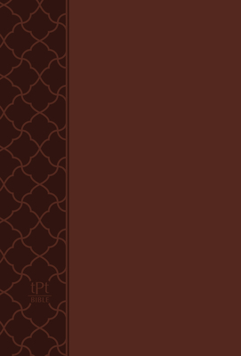 The Passion Translation New Testament (2020 Edition) Compact Brown: With Psalms, Proverbs and Song of Songs Cover Image