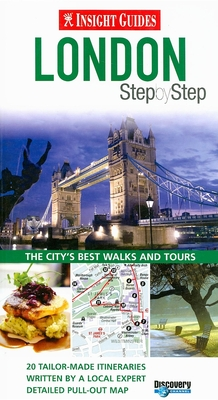Insight Guides: London Step by Step Cover Image