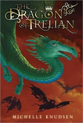 The Dragon of Trelian Cover