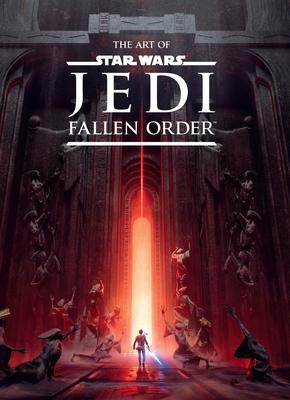 The Art of Star Wars Jedi: Fallen Order Cover Image