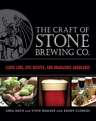 The Craft of Stone Brewing Co. Cover