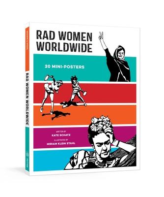 Rad Women Worldwide: 20 Mini-Posters Cover Image