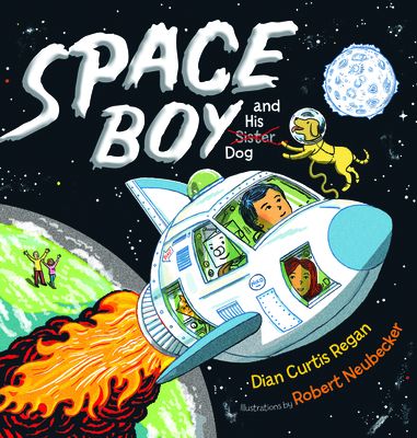 Space Boy and His Dog Cover