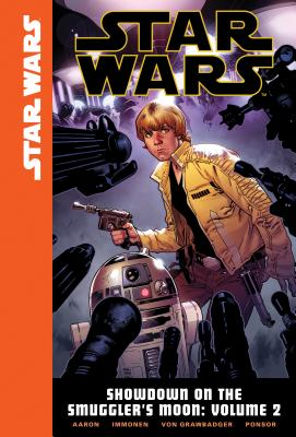 Star Wars: Showdown on the Smuggler's Moon, Volume 2 Cover Image