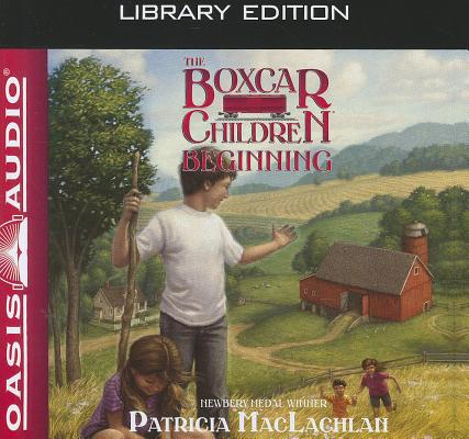 Cover for The Boxcar Children Beginning (Library Edition)