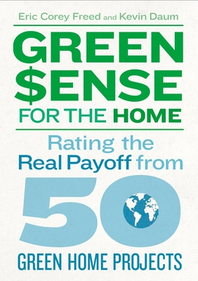 Green Sense for the Home Cover