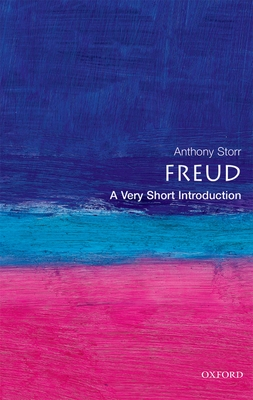 Freud: A Very Short Introduction (Very Short Introductions #45) Cover Image