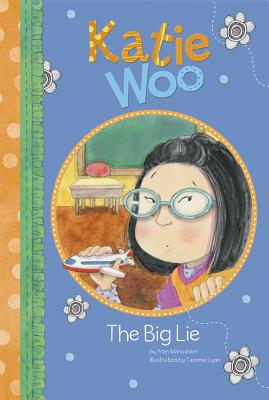 The Big Lie (Katie Woo) Cover Image