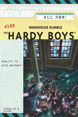 Warehouse Rumble (Hardy Boys #183) Cover Image