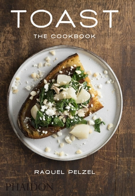 Toast: The Cookbook Cover Image