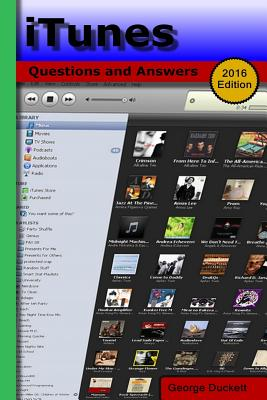 iTunes (2016 Edition): Questions and Answers Cover Image
