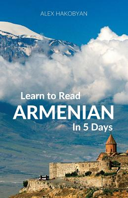 Learn to Read Armenian in 5 Days Cover Image