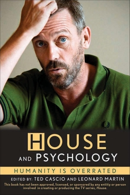 House and Psychology: Humanity Is Overrated Cover Image