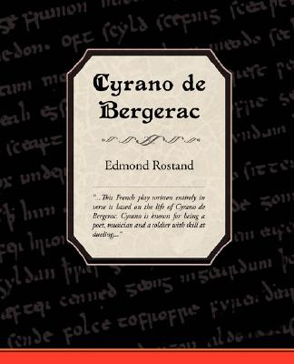a triangle love story in cyrano de bergerac by edmond rostand Cyrano de bergerac:  is a french play written by edmond rostand in 1897  the story is focused on a love triangle and is meant to explore the concept of beauty.
