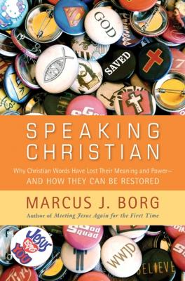 Speaking Christian Cover