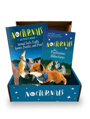 Cover for The Nocturnals Adventure Activity Box