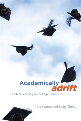 Academically Adrift Cover