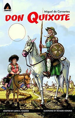 Don Quixote, Part I Cover