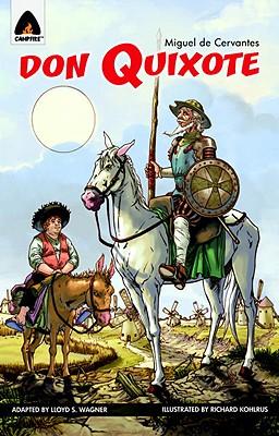 Don Quixote, Part I Cover Image
