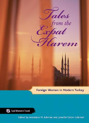 Tales from the Expat Harem Cover