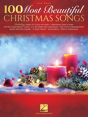 100 Most Beautiful Christmas Songs Cover Image