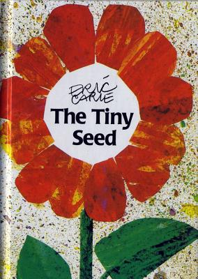 The Tiny Seed: Miniature Edition (The World of Eric Carle) Cover Image