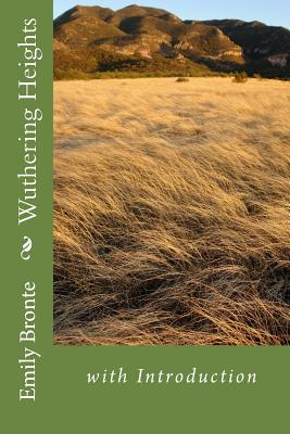 Wuthering Heights: with Introduction Cover Image