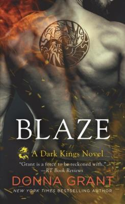 Cover for Blaze