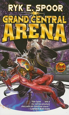Grand Central Arena Cover