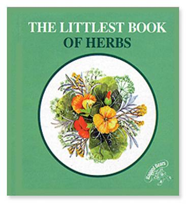 Littlest Book of Herbs Cover Image