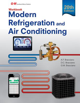Modern Refrigeration and Air Conditioning Workbook Cover Image