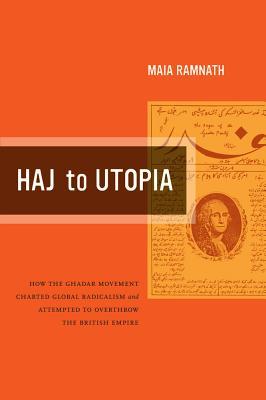 Cover for Haj to Utopia