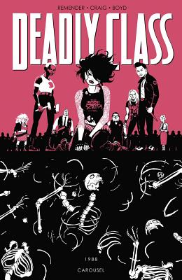 Deadly Class Volume 5 cover image
