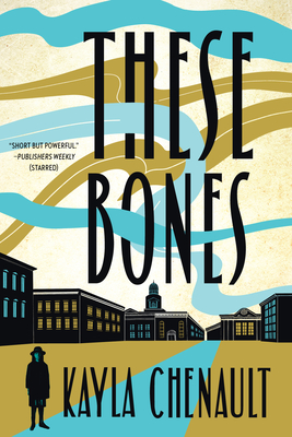 Cover for These Bones