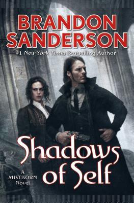 Shadows of Self: A Mistborn Novel Cover Image