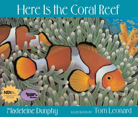 Here Is the Coral Reef (Reading Rainbow Books) Cover Image