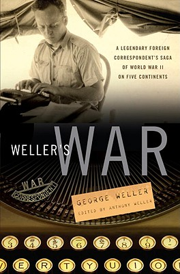 Weller's War Cover