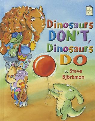 Dinosaurs Don't, Dinosaurs Do Cover