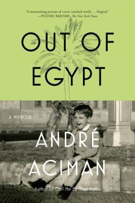 Cover for Out of Egypt