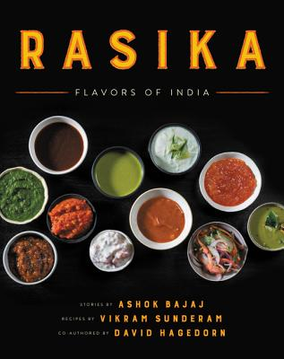 Rasika: Flavors of India Cover Image