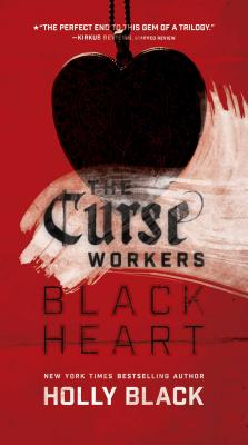 Black Heart (The Curse Workers #3) Cover Image