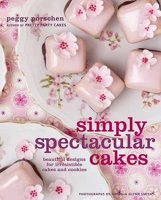 Simply Spectacular Cakes Cover