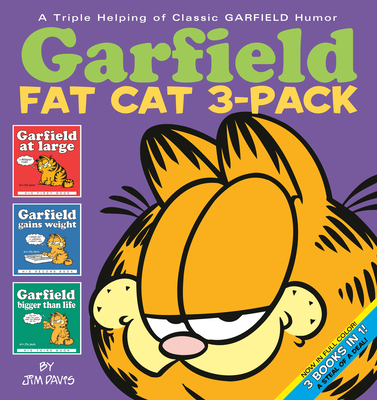 Garfield Fat Cat 3-Pack #1 Cover Image