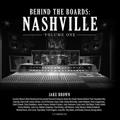Behind the Boards: Nashville Cover Image