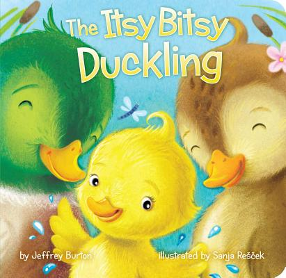 The Itsy Bitsy Duckling Cover Image