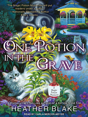 One Potion in the Grave (Magic Potion Mystery #2) Cover Image
