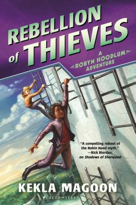 Rebellion of Thieves Cover Image